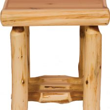 14010 Open Endtable Traditional