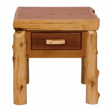 14020 1-Drawer Endtable- Traditional