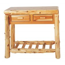 14140 Sofa Table with 2 Drawers
