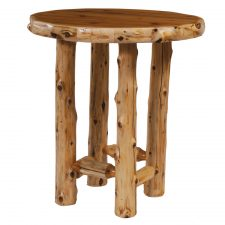 16200 Pub Table 32in Round Std finish