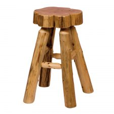 16210 Traditional Slab Counter Stool- No back-24in Counter H