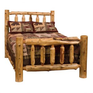 Custom wood bed frames Bethel
