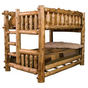 Wood bunk beds Bethel