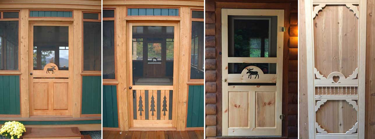 Screen doors Bethel